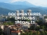 DOCUMENTAIRE - CONCERT - THEATRE...