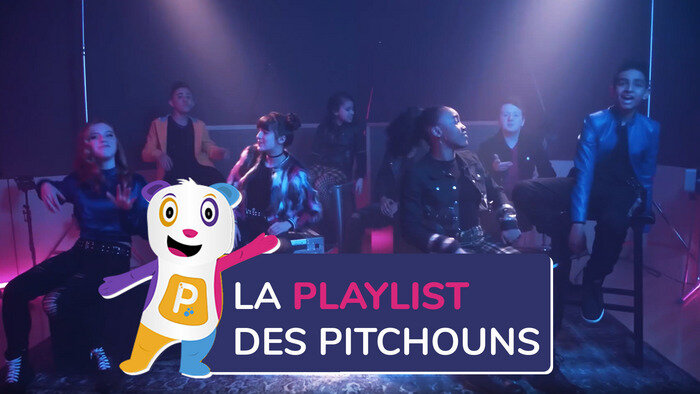 LA PLAYLIST DES PITCHOUNS