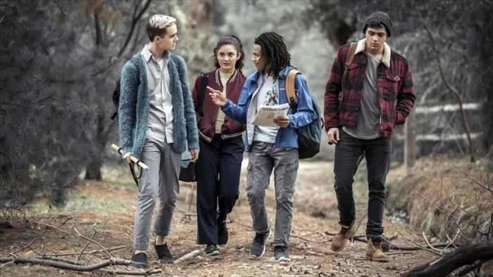Nowhere Boys : entre 2 lunes