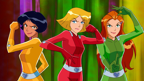 TOTALLY SPIES !